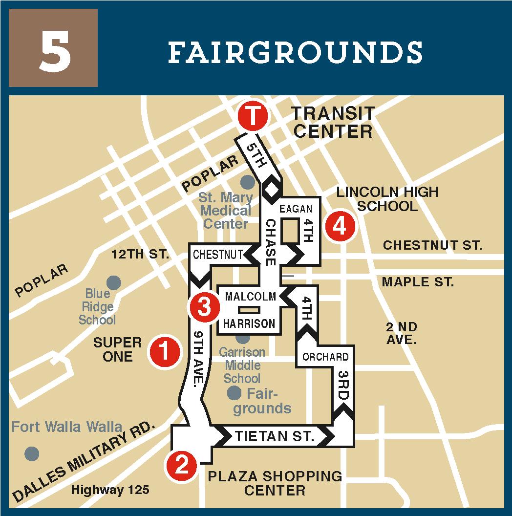 Route 5 Fairgrounds